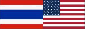 thailand vs america