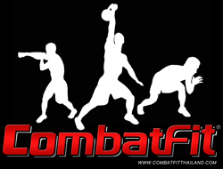CombatFit Advert Logo