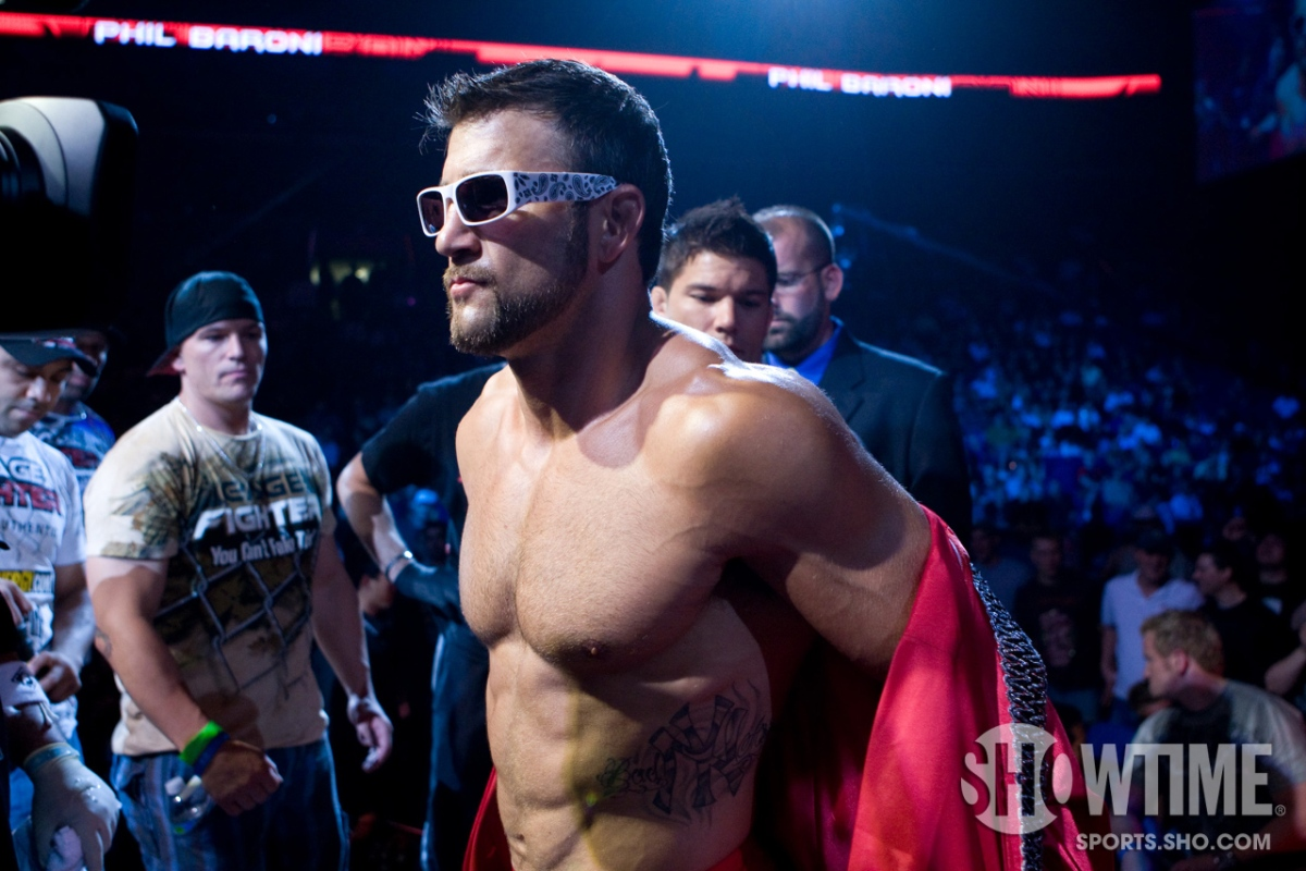 Phil Baroni, Kamal Shalorus, and Masakatsu Ueda Added to ONE FC: Rise to Power