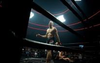 Brad terrey takes the GNP TKO win