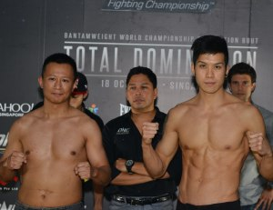 Fight 2_Alex Lim vs Juan Wen Jie
