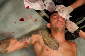 The Aftermath of Taiyo Nakahara's TKO victory over Marcos Vinicius.