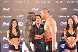 Alan Ngalani (left) vs. Paul Cheng (right)