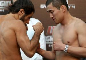 Mairbek Taisumov (20-4) vs. Tae Hyun Bang (16-7)