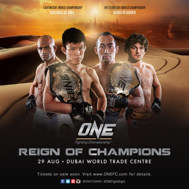 Courtesy of ONE FC