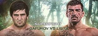 Gafurov vs Lisita