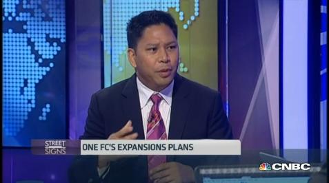 ONE FC CNBC