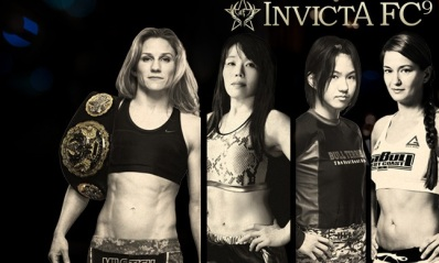 Courtesy of Invicta FC